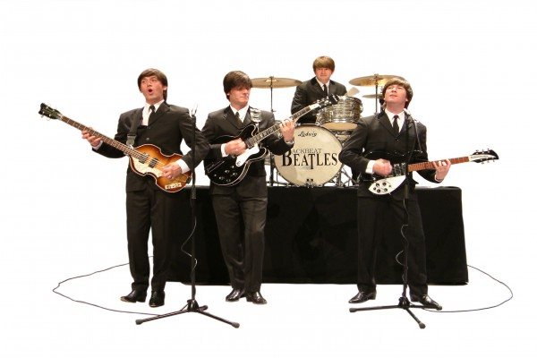The Backbeat Beatles v Praze