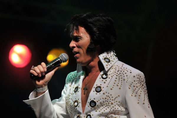 One Night Of Elvis /UK/ v Praze