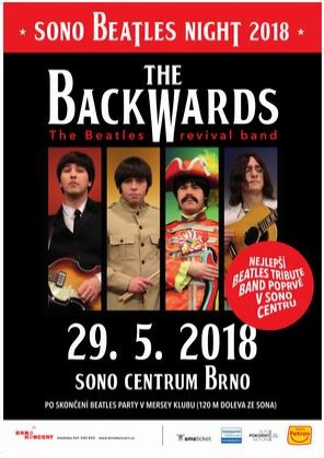 Sono Beatles Night with The Backwards (SK)